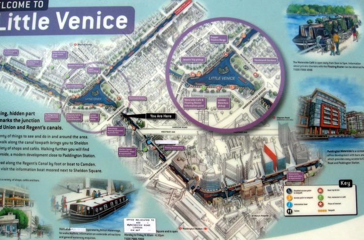 little venice london ile ilgili görsel sonucu
